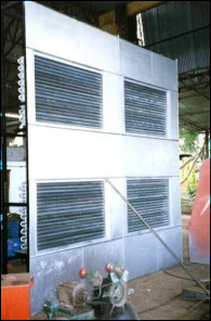 Heat Exchangers for Winter Heating Application