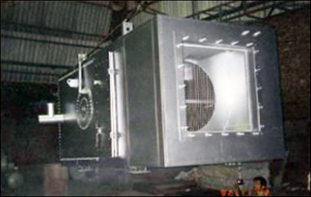 Indirect Fired Air Heaters