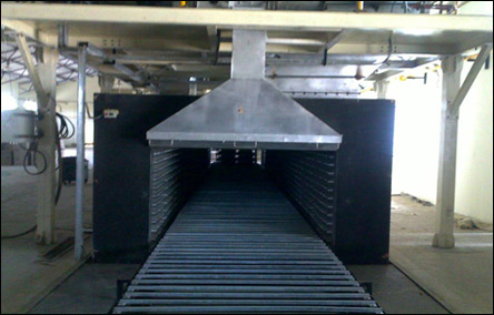 Sleeve Drying Oven