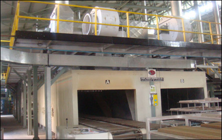 Twin Core Drying Oven with Conveyors